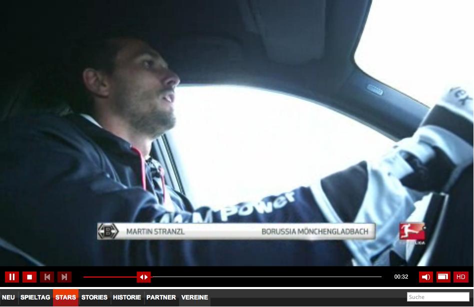 """2punkt0-automotive   DFL Reportage: """"Stranzl gibt Gas"""""""